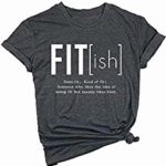 Fit[ish]… because we need a sense of humor for the journey.